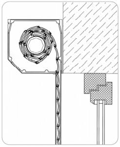 Rolety zewnętrzne montaż na okno