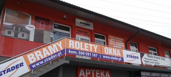 Stader Bramy i Rolety Rzeszów