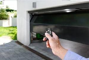 Automatyka Somfy do bramy garażowej
